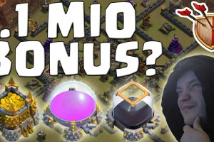 1.1 MIO BONUS? || CLASH OF CLANS || Let's Play CoC [Deutsch/German HD]