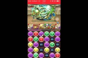 【パズドラ】第11回チャレンジダンジョンレベル9をベジットPTで攻略!