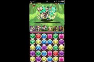 [パズドラ]アンケートダンジョン14 木妖精 超級 Sランク ヨミ×アヌビス