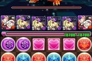 【パズドラ実況】 パズドラ ドラゴンチャレンジ ノーコン 重剣龍 超地獄級 クリア!