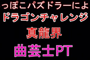 【パズドラ】ドラゴンチャレンジ!「ノーコン」 真龍界 絶地獄級 曲芸士パ【実況】