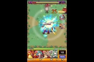 (モンスト)カリエンテの火口・火口の竜に挑戦!