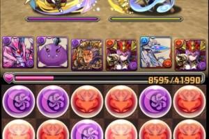 【パズドラ】第6回チャレンジダンジョンLv7 ブブソニ悪魔パ【攻略付き】
