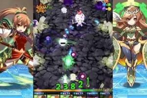 【フルボッコヒーローズX】末裔忍と絢爛姫・ループ【金太郎×ウルズパ】