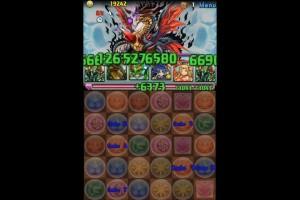 パズドラ【ヘラ・イース降臨】地獄級 ドラパ6.25倍で攻略(リクエスト)