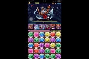 【パズドラ】ゼウスチャレンジ「ノーコン」全能神 超地獄級に挑む!