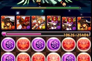 パズドラ ゼウスチャレンジ! 神世界 絶地獄級 ヤマトタケル 攻略!