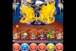 【パズドラ】メフィスト降臨!超地獄級 覚醒ミネルヴァPT