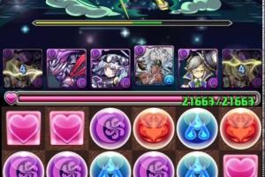 【パズドラ】デビルチャレンジ!【ノーコン】魔道姫 パンドラパ ノーコンクリア!