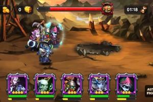 Heros Charge 洞くつの王 難易度2 – ヒーローズチャージ