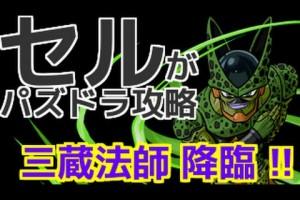 三蔵法師降臨!超級 セルPT【パズドラ】