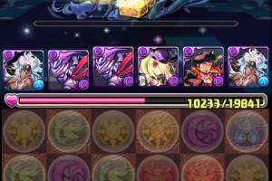 【パズドラ】大和チャレンジ〜ノーコン〜 月光姫