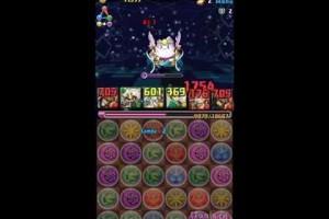 【パズドラ】かぐや姫 降臨!月光姫 超地獄級「覚醒バステト」