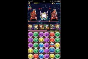 【パズドラ】大和チャレンジ!かぐや姫降臨