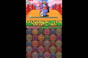【パズドラ実況】神羅万象チョココラボ 2 地獄級   初見プレイ