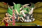 裏・三界の神殿【同キャラ禁止】三界の龍 超ベジットPT【パズドラ】※ソニア=グラン入り