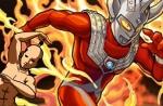 【モンスト】火熊!バクーレンの理想郷−上級 ウルトラマンタロウ×ウルトラマンDK