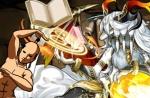 【パズドラ】火と影の犬龍 燃忍犬龍 超地獄級 イルムPT:Burning Ninja Dog Dragon – Mythical