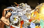 【パズドラ】木と闇の犬龍 茂隠犬龍 超地獄級 イルムPT:Wood & Dark Dog Dragons