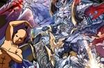 【パズドラ】雷と海の古代龍 超地獄級 究極ルーツ×ユウナPT