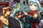 【パズドラ】黒の丼龍(4体以下編成)ロミオ×ヴェルダンディPT※どんだけオチコン?