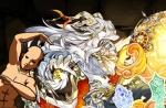 【パズドラ】緋炎の雲海都市 三階【三色限定/7×6マス】イルムPT