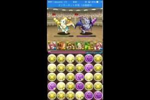 【パズドラ】 第9回 チャレンジダンジョン Lv8 ヴィーナス パーティ