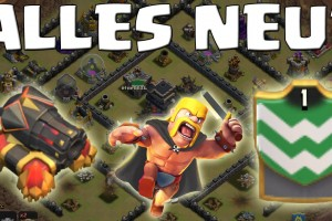 CLAN WAR NEUERUNGEN! || CLASH OF CLANS || Let's Play CoC [Deutsch/German HD]