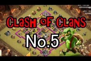 【Clash of Clans】 クラッシュオブクラン NO.5 【あしあと】
