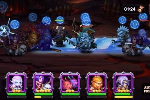 Crusade Speed Run w/ Cloud Walker & Fallen Dominion – Heroes Charge