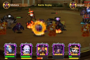 Death Bringer|Heroes Charge – ヒーローズチャージ