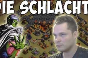 DIE SCHLACHT! || CLASH OF CLANS || Let's Play CoC [Deutsch/German HD]
