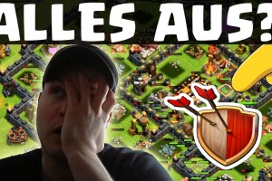 [facecam] ALLES AUS? || CLASH OF CLANS || Let's Play CoC [Deutsch/German HD]