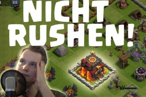 [facecam] NICHT DAS RATHAUS RUSHEN! || CLASH OF CLANS || Let's Play CoC [Deutsch/German HD]