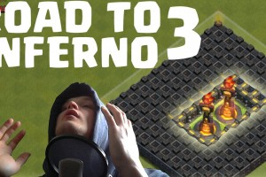 [facecam] ROAD TO INFERNO 3! || CLASH OF CLANS || Let's Play CoC [Deutsch/German HD]