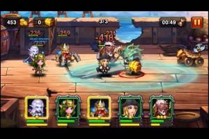 【ヒロチャ】HeroesCharge ヒーローズチャージ 2章 血と塩 ノーマル take14