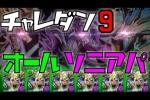チャレンジダンジョン!Lv9【ノーコン/7×6マス】究極緑ソニアPT【パズドラ】※ノーコン