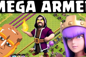 MEGA ARMEE! || CLASH OF CLANS || Let's Play CoC [Deutsch/German HD]