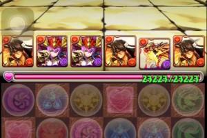 女神降臨!聖女神 超地獄級 ヤマトタケルPT【パズドラ】