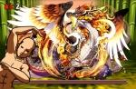 【パズドラ】緋空の天界龍 中級 超ベジットPTグラン=リバース入り