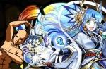 【パズドラ】黒の丼龍 超級 スミレPT:Black Bowl Dragon-Master