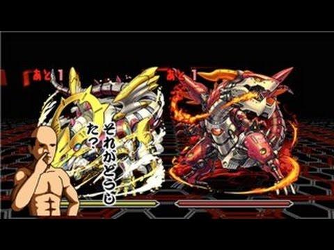 火と光の機甲龍 火光対戦 中級 クシナダヒメ×諸葛亮PT【パズドラ】※ノーコン
